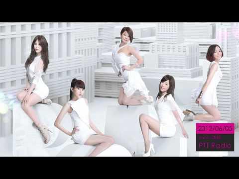 2012/6/6 PTT Radio《kinple金寶-PTT黃金九點線》Roomie 專訪