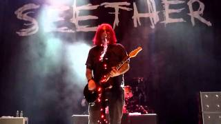 Seether Careless Whisper HD Live From The Pageant St Louis Mo 09 08 10
