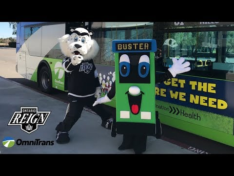 Ride Omnitrans to the Ontario Reign Games!