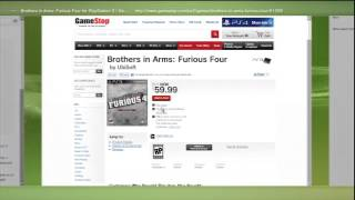 Brothers In Arms Furious 4????