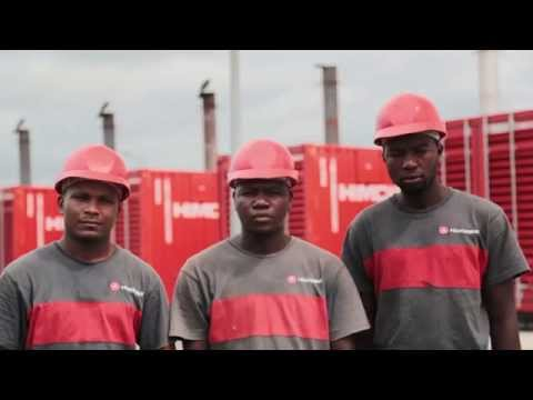 Angola Power Plant HIMOINSA