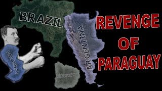 HoI4 - Modern Day mod - Revenge of Paraguay!