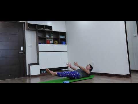 Bài tập yoga giảm cân, giảm mỡ bụng( tiếp theo)