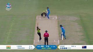 Shafali Verma's big sixes | Women's T20 World Cup