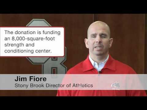 Giving Back - Glenn Dubin, Stony Brook University
