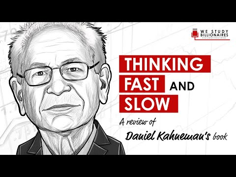 53 TIP: Thinking, Fast and Slow - Daniel Kahneman