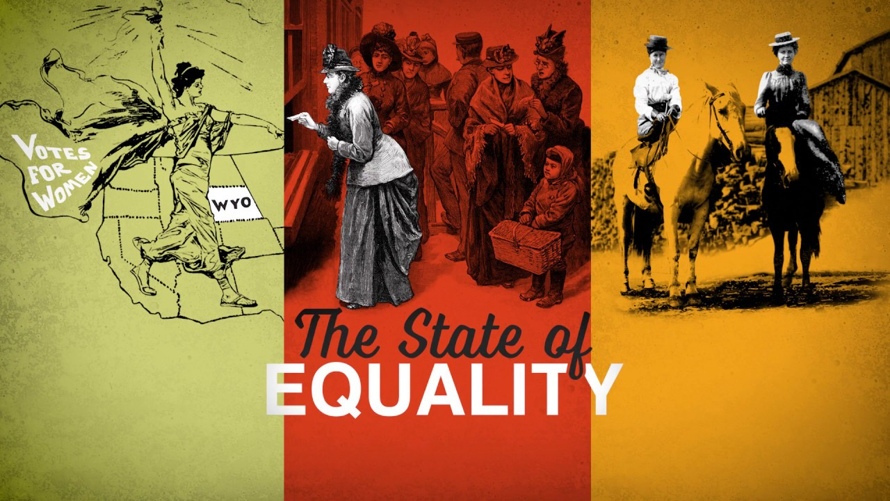 State of Equality: Wyoming Women Get the Vote