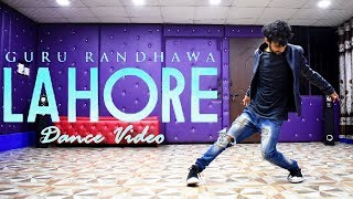 Lagdi Lahore Di Aa Dance Video | Guru Randhawa | Cover by Ajay Poptron