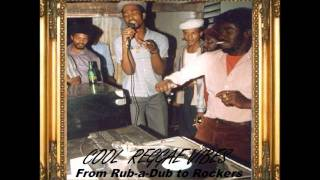 Cool Reggae Vibes (From Rub a Dub to Rockers!) By DJ Ray Ranking