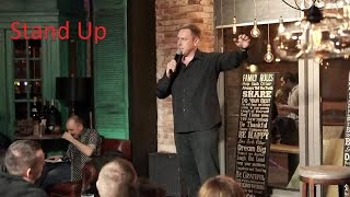 Stand Up: про спорт, Путина и Кличко