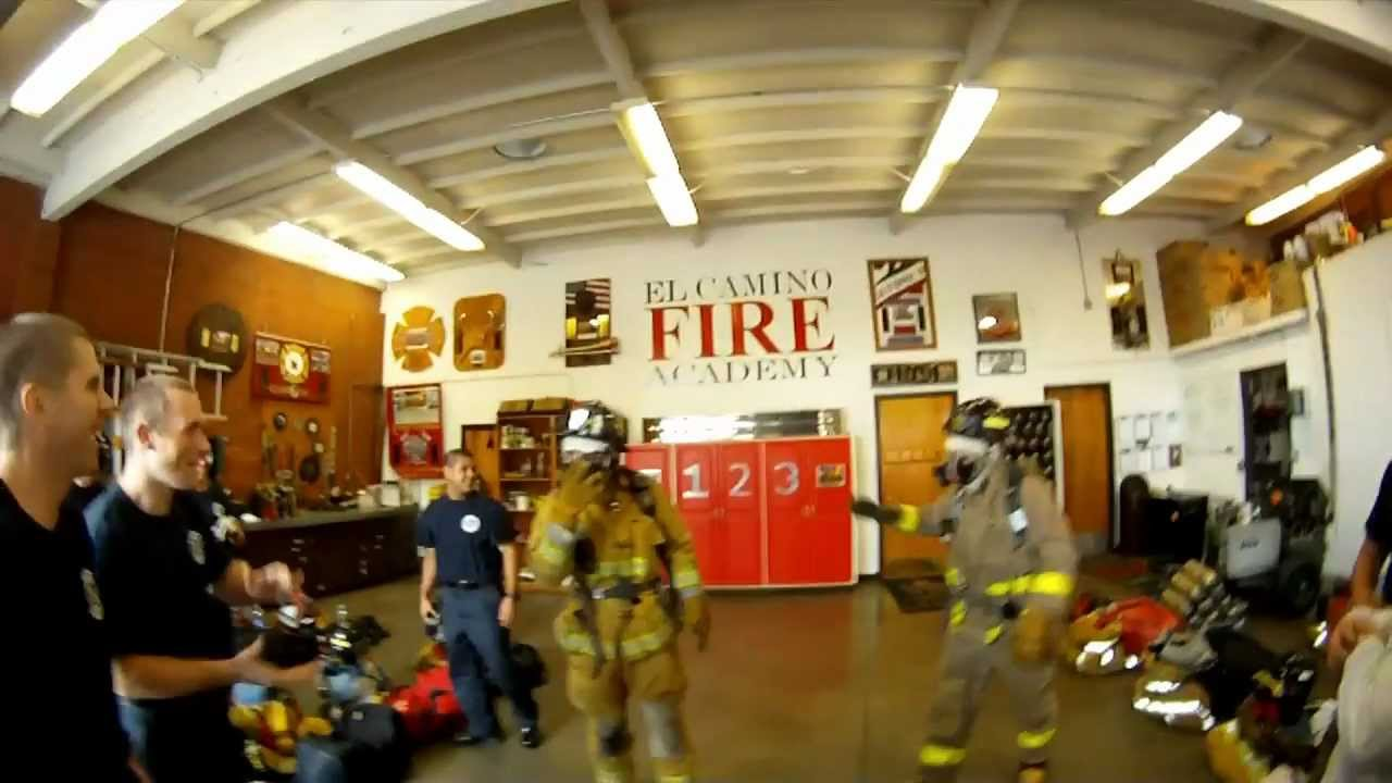 El Camino Fire Academy Class 132 Extended Cut Youtube