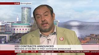 #HS2 vested interests given the first £6.6 billion of taxpayers' money