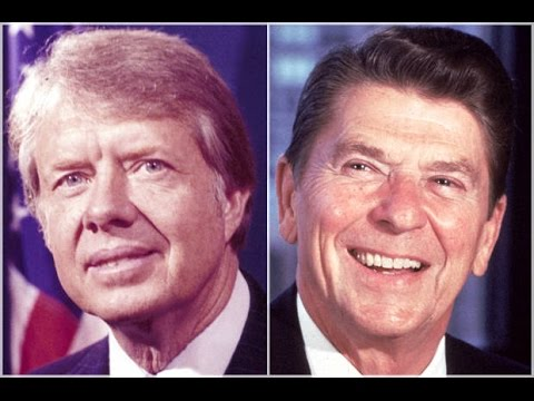 Alternate History: 1976- Ronald Reagan vs Jimmy Carter