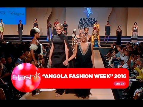 FLASH - ANGOLA FASHION WEEK 2016/ DIA 3