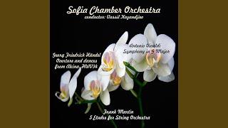 Etudes for String Orchestra: Etude N 3, Molto adagio - Etude N 4, Allegro giusto
