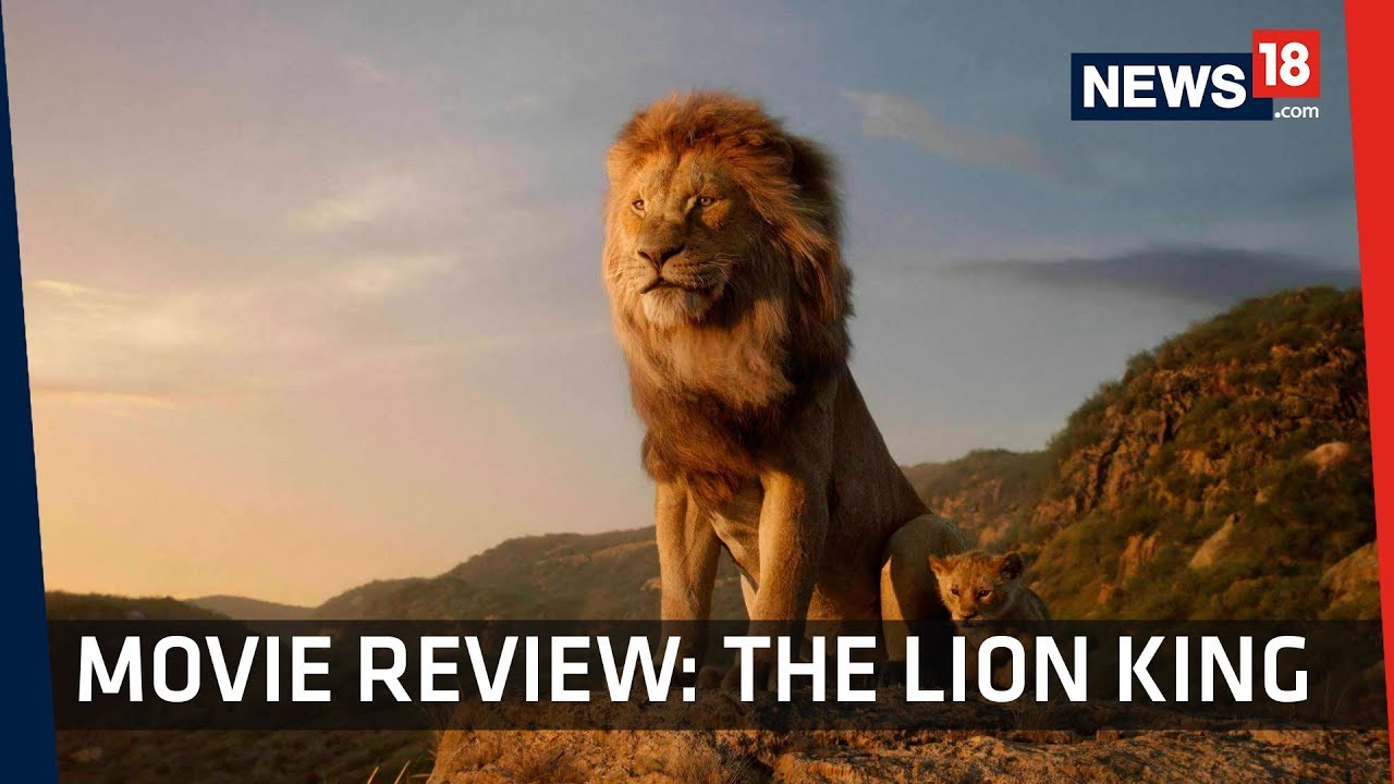 The Lion King Full Movie Leaked Online By Piracy Website