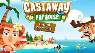 Castaway Paradise PC Gameplay [Early Access] [60FPS]