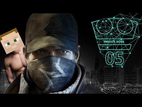 Jirka Hraje - Watch Dogs #05 - Multiplayer s GEJMRem