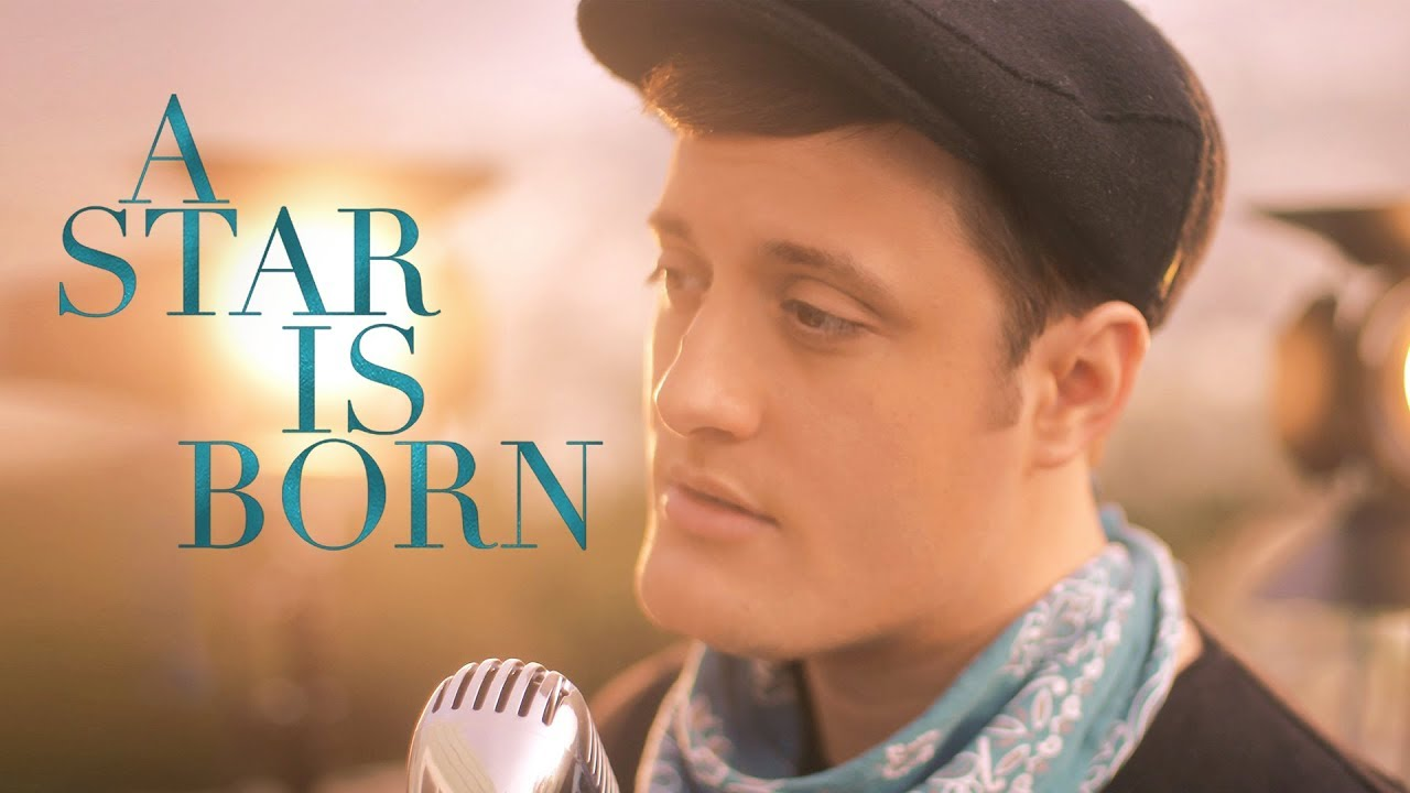 Lady Gaga - I'll Never Love Again - A Star Is Born - Nick Pitera (cover)