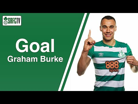 Graham Burke v Derry City | 16 July 2021