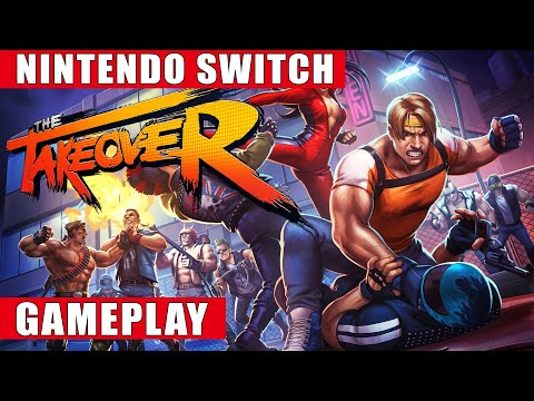 The Takeover Nintendo Switch Gameplay