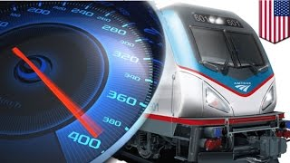 Amtrak train derailment: train accelerated a minute before it went off the tracks - TomoNews