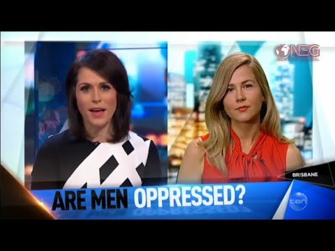 """Extreme misogynists"": Cassie Jaye vs the Aussie media"