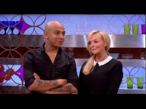 Emma Bunton - Let's Do Lunch With Gino And Mel (18.07.2012)