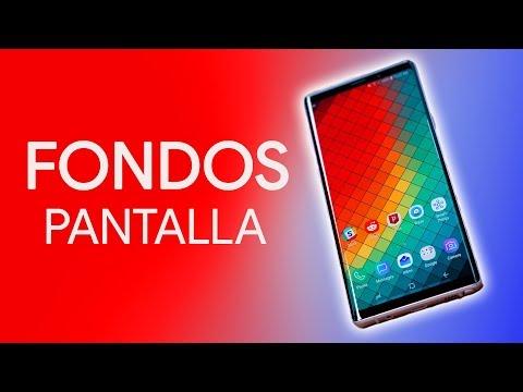 Los MEJORES Fondos De Pantalla GRATIS En Android