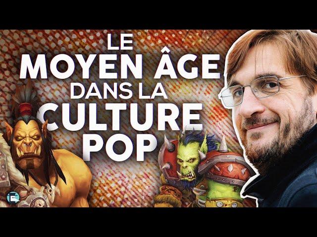 Le Moyen Âge et la pop culture - Entretien avec William Blanc