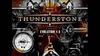 Thunderstone - Wasted Years (Iron Maiden Cover)