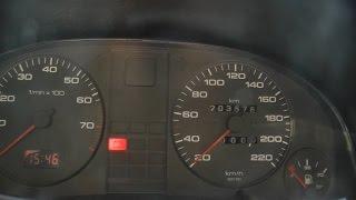 Тест-драйв Audi 80 1989г