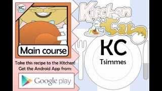 Tsimmes - Kitchen Cat