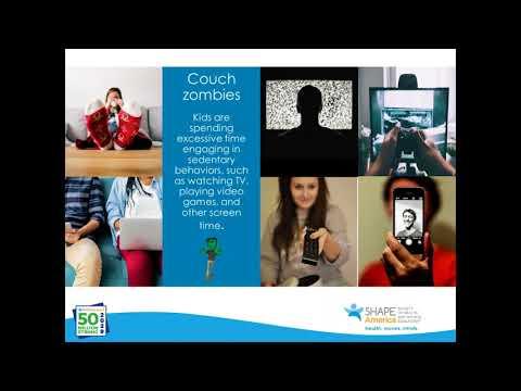 Wellness Wednesday Webinars: Pumping Up P.E: Get Sweaty with Moderate to Vigorous Activities