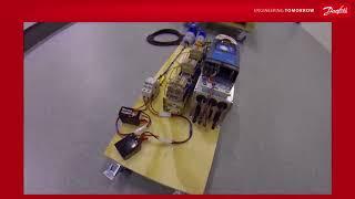 Источник бесперебойного питания на базе преобразователя частоты VACON NXP