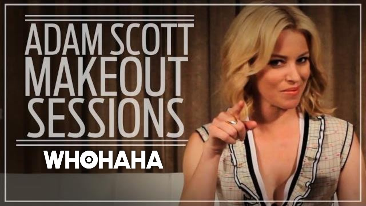 Really Important Questions with Elizabeth Banks: Adam Scott Makeout Sessions
