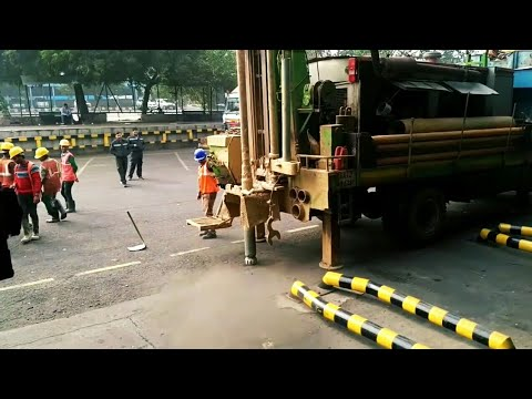 Hammer boring drill machine.(Please subscribe my channel