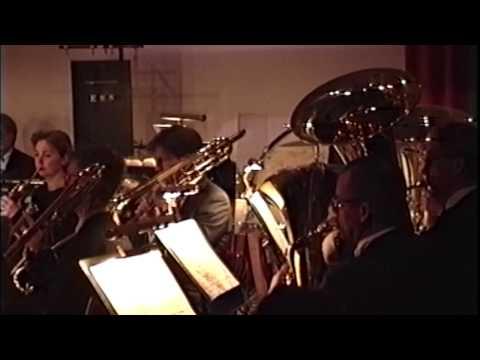 Stockholmsmusikens (Stockholms Blåsarsymfoniker) sista konsert  Myntet 13 april 1996.