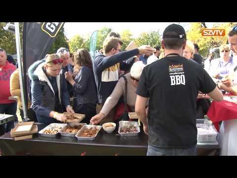 BBQ Barbecue verseny Tállyán