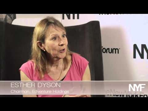 Esther Dyson NY Forum 2011 Interview