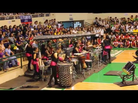 SSA-B Drum Beating Competition 2015 NOPSSCEA