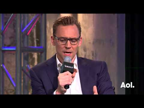 Tom Hiddleston Discusses Reuniting With Indie Producer Jeremy Thomas  | AOL BUILD