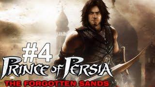 Prince of Persia - The Fotgotten Sands Walktrough #4 - The Treasure Vaults Part 1