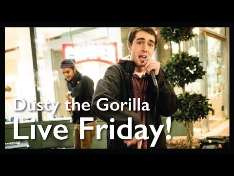Dusty the Gorilla @ KPSU - Live Friday! // PSU.tv