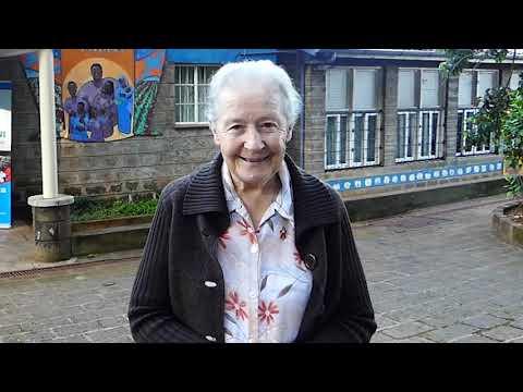 Sister Mary Owens, Directora de Nyumbani. Cambiando el mundo con dedicación