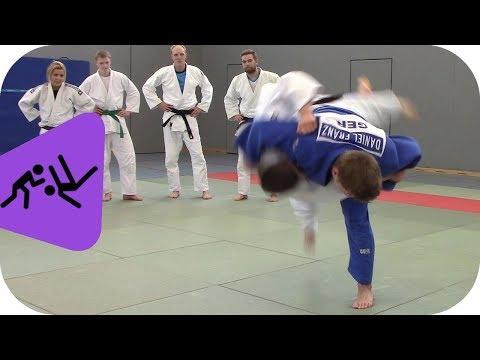 Alle Infos über Judo - Bringt es etwas zur Selbstverteidigung?
