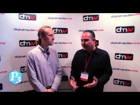 Interview With Barry Dorf Of Ngmoco/DeNA // NY Games Conference 2012