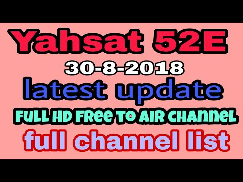 yahsat 52e channel list - cinemapichollu