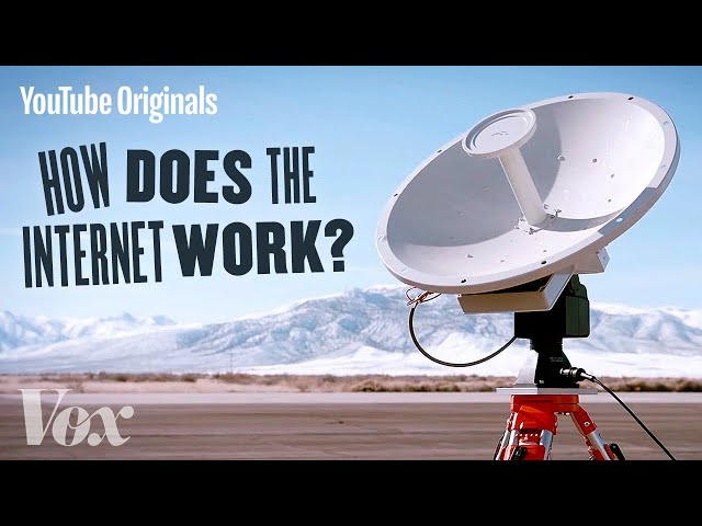 How Does the Internet Work? - Glad You Asked S1