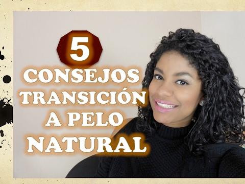 CONSEJOS TRANSICIÓN A CABELLO NATURAL |  RIZOS CONSENTIDOS